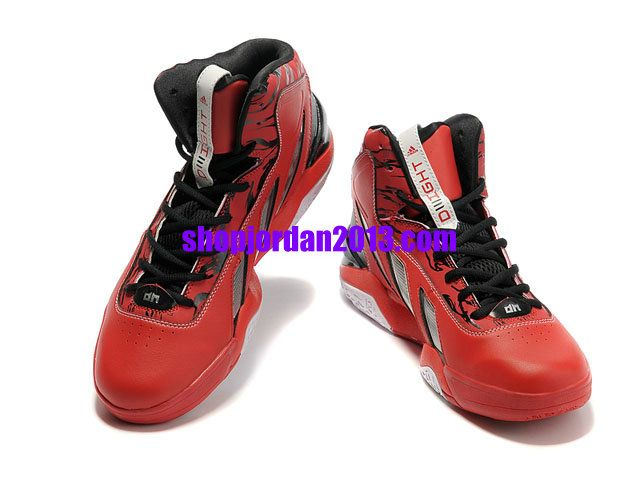 wholesale dealer 6d23d 8164d Adidas adiPower Howard 3(III)Dwight Howard Shoes RedBlack Cheap NBA  Basketball Shoes Red Womens Sneakers
