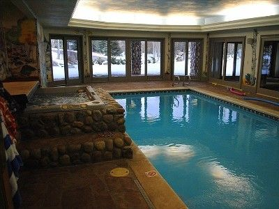 Pin By Kim H On Vacation Ideas Vacation Homes For Rent Vacation Home Indoor Pool