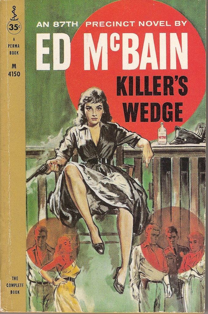 21 Best Ed Mcbain Images Cover Pages Ed Mcbain Libros