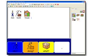 Widgit Symbol Resources - Colour Coded Sentence Maker - FREE