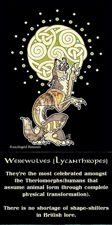 Werewolves   wearwolves   Pinterest   Ilustraciones
