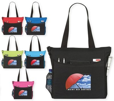 db686567b1 Promotional Atchison TranSport It Tote Bag