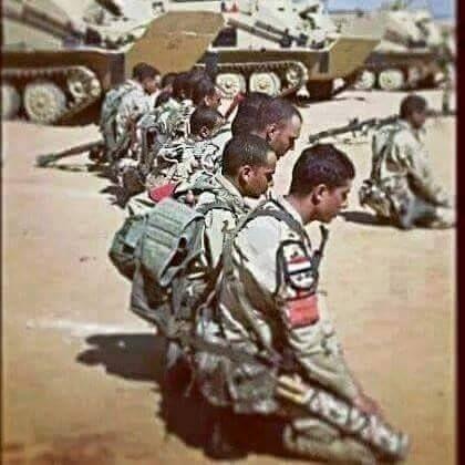 هذا هو سر انتصار جيشنا ..الايمان بالله
