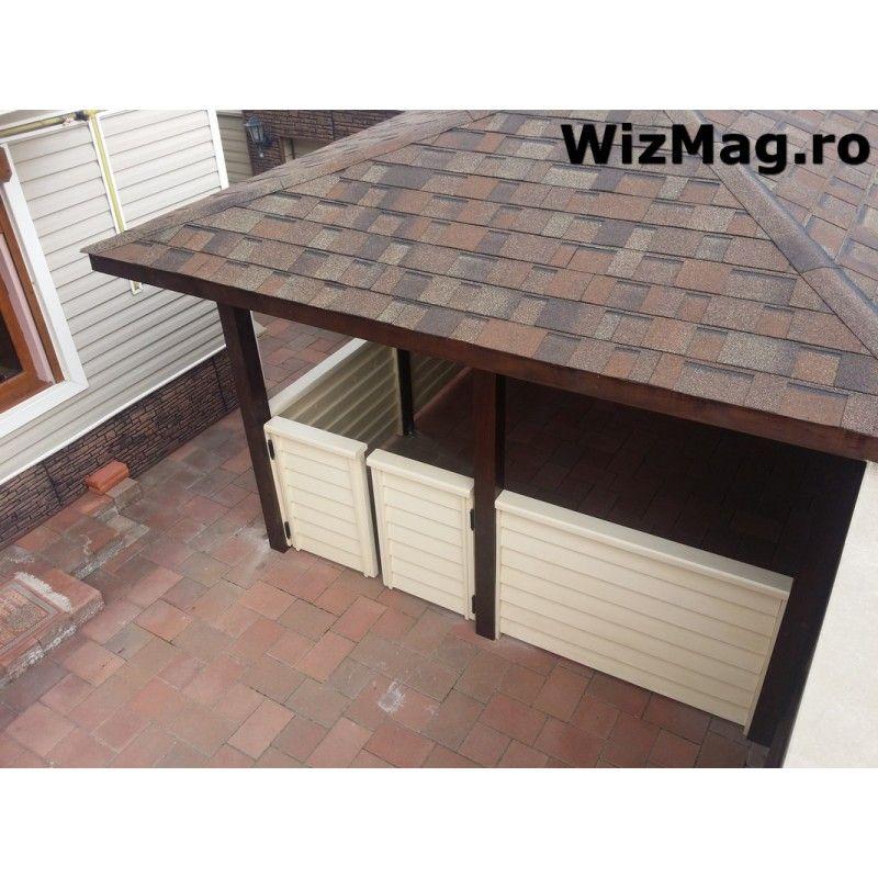 Foisor Din Lemn Patrat Iasi Outdoor Tables Outdoor Furniture Outdoor Decor