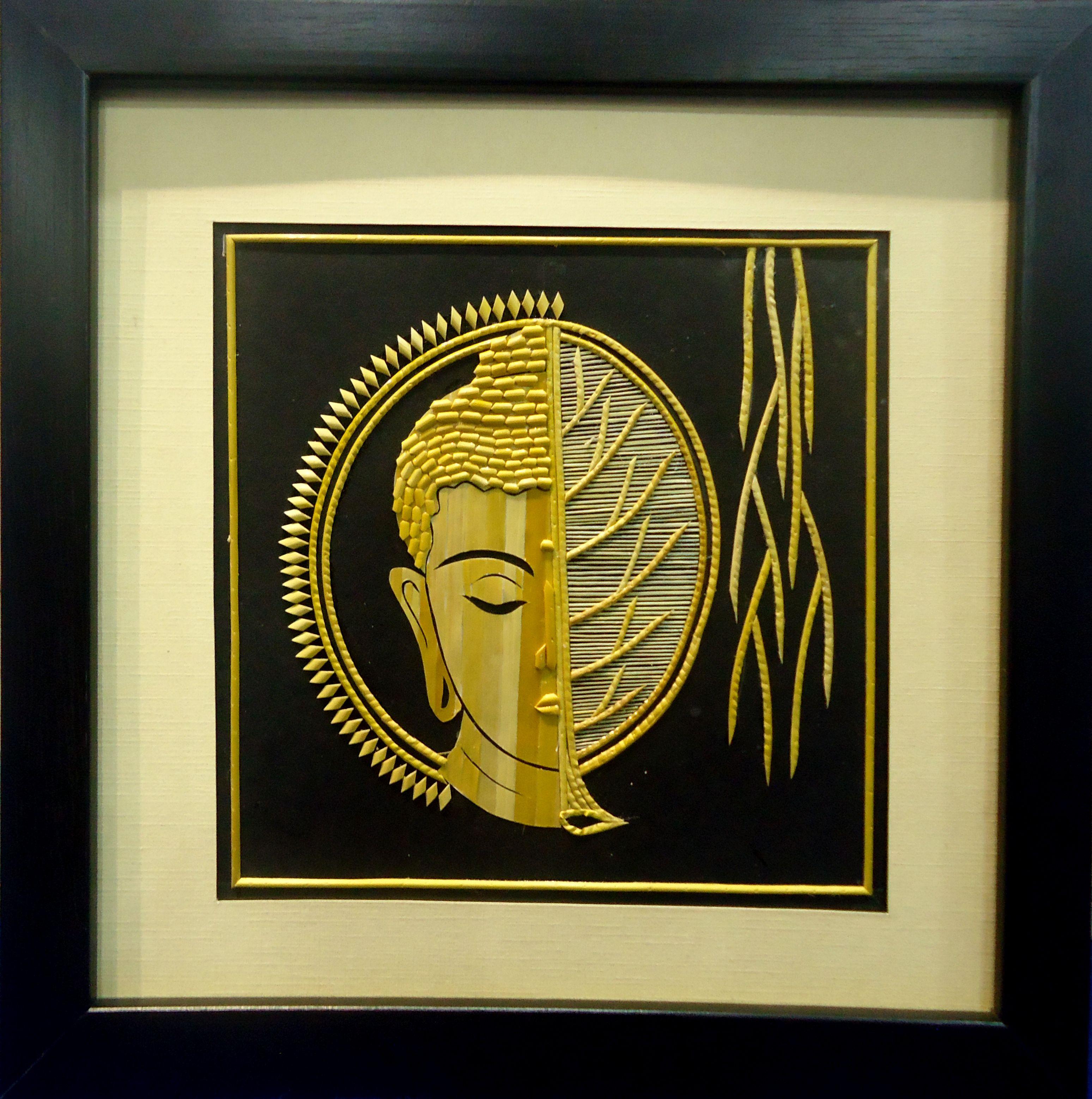 Golden Craft of Bihar   Sikki   Patna Diaries
