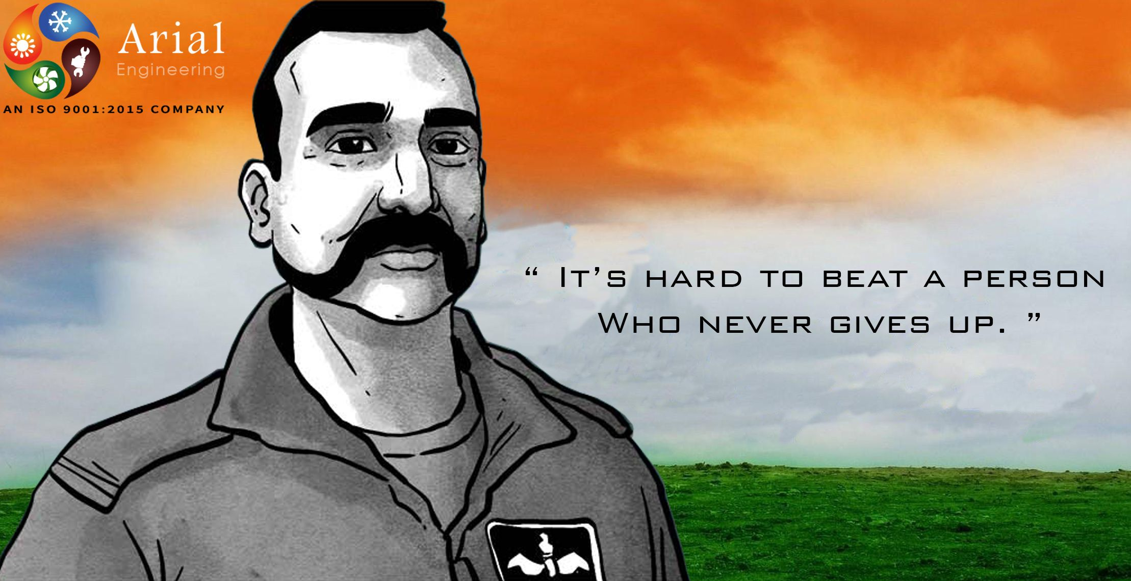 Wing Commander Abhinandan! The nation is