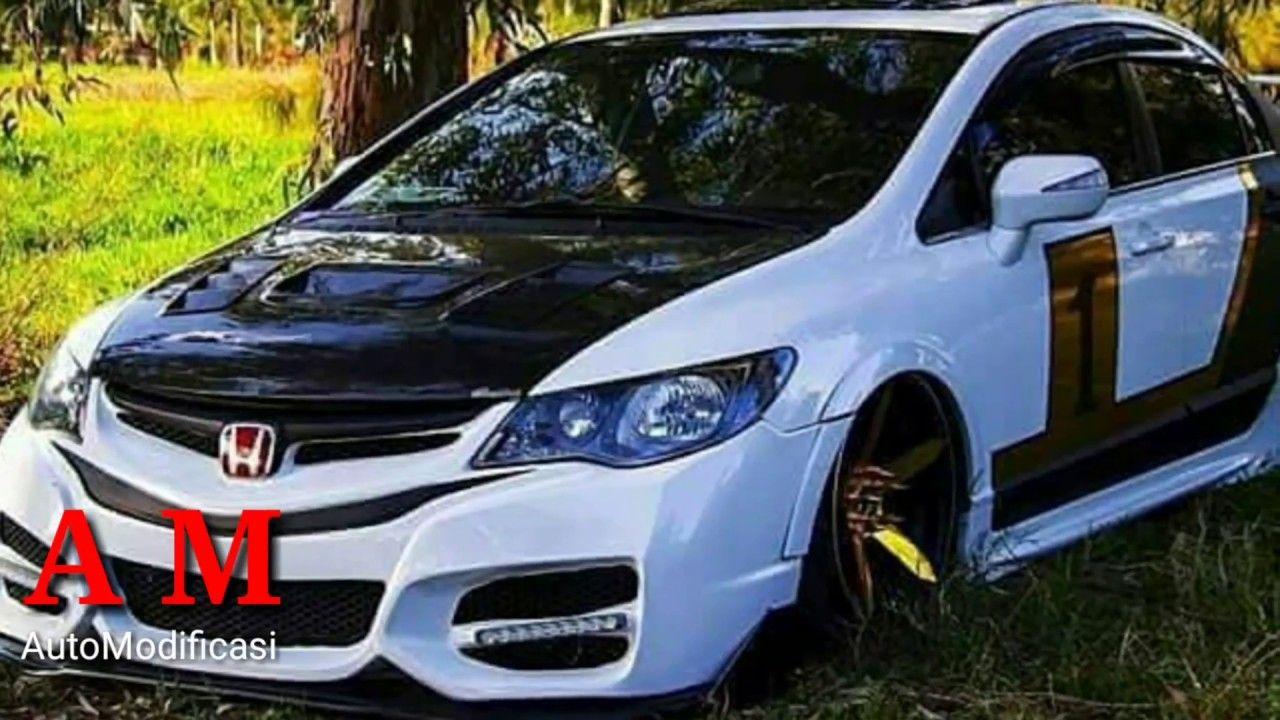Modifikasi Mobil Honda Civic Terbaru Di 2020 Modifikasi Mobil Honda Civic Mobil Konsep