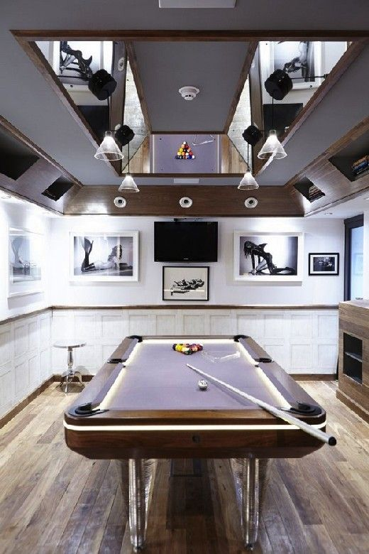 15 Playing Tables For A Modern Gaming Room Pool Table Room Game