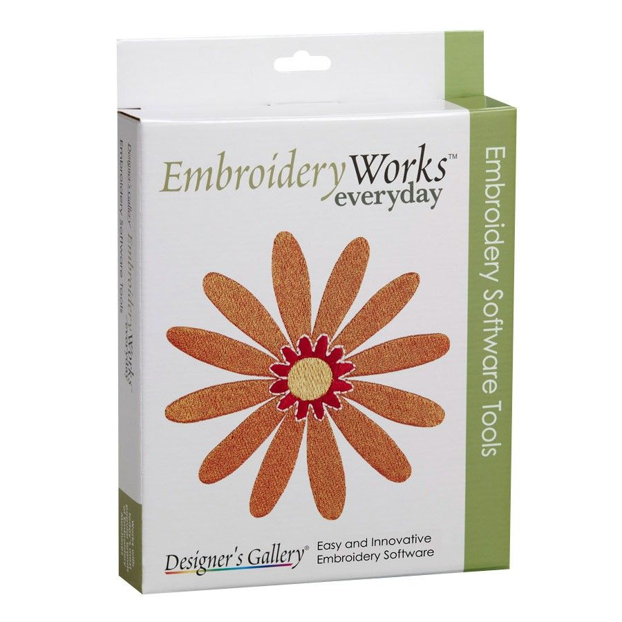 Free Designer S Gallery Software Trials Totally Stitchin Embroidery Software Embroidery Works Embroidery Software Free