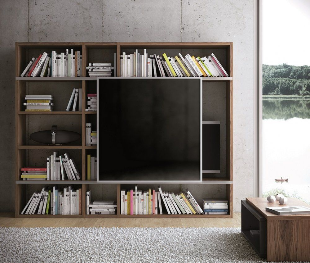 47 Id Es D Co De Meuble Tv Salons # Meuble Tv Architecte