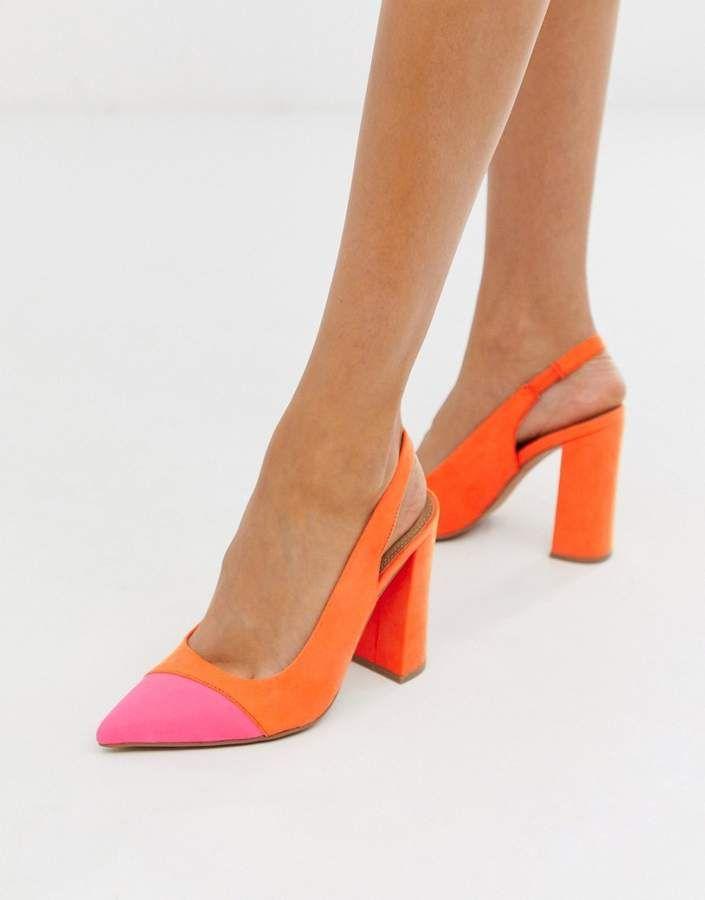 Pink | Heels, High heel sandals