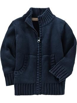 Mock-Neck Uniform Sweaters for Baby | Old Navy