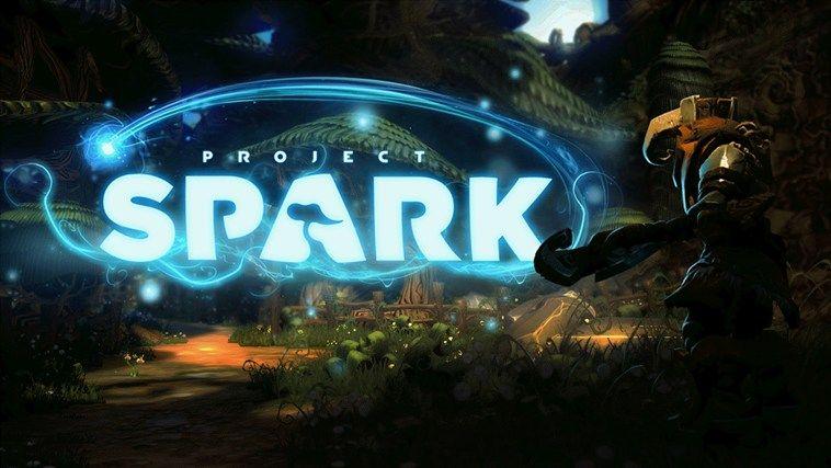 Project Spark Microsoft Studios Spark app, Xbox one