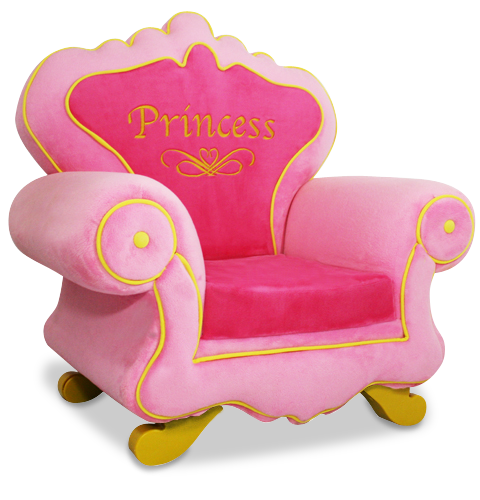 Children S Chairs Princess Chair Upholstered Kids Chair Childrens Chairs