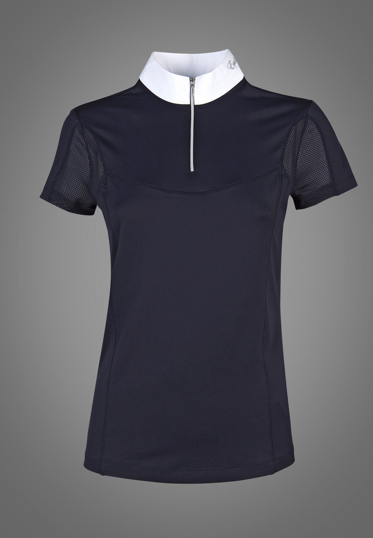 Briony Woman Polo Shirt Spring Summer 2017 Equestrian Wear