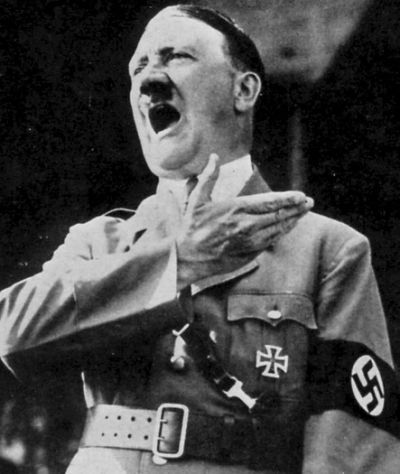 ... Hitler SURVIVED WW2 and fled