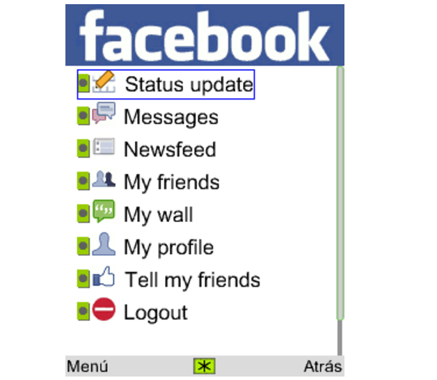 Download Facebook Messenger for Java Phones – Jar, Jad Files