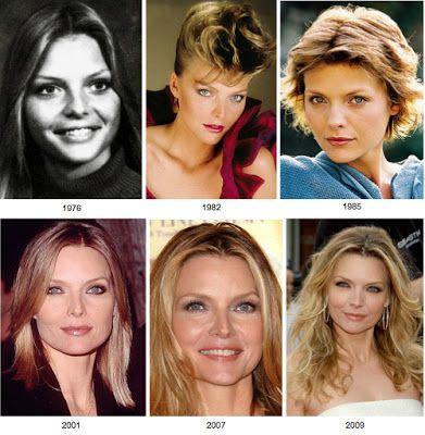 Michelle Pfeiffer Openly Talk Plastic Surgery - Celebrity