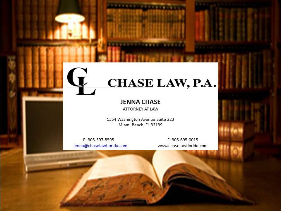 At chase law we work closely with our clients to provide