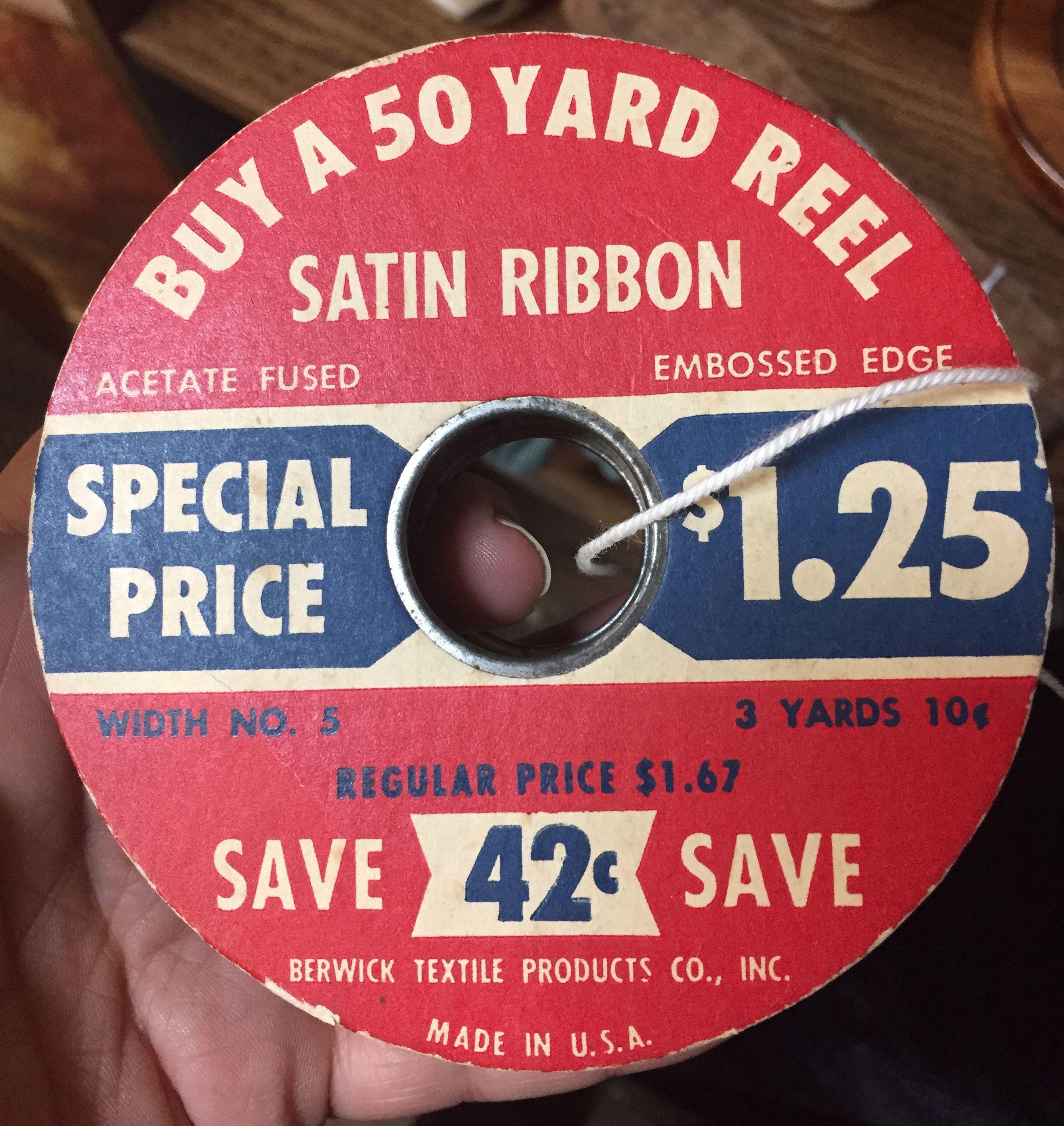 Ribbon reel
