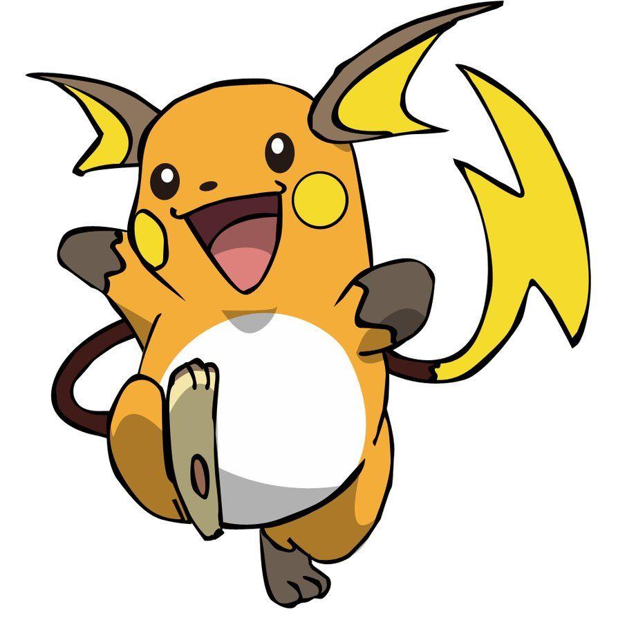 Pokemon Para Colorir Raichu Pesquisa Google Pokemon Para