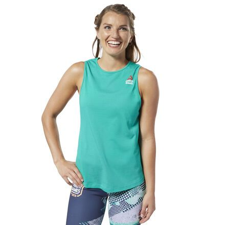 ff81cb3a06 Reebok CrossFit® Games ACTIVCHILL Tank Top in 2019 | Products ...