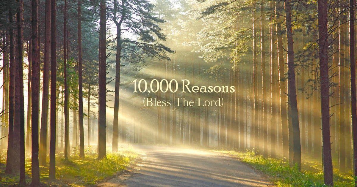 10 000 Reasons Bless The Lord Steven Samuel Devassy Nature