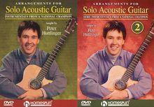 Peter Huttlinger: Arrangements for Solo Acoustic Guitar [2 Discs] [DVD] [English]