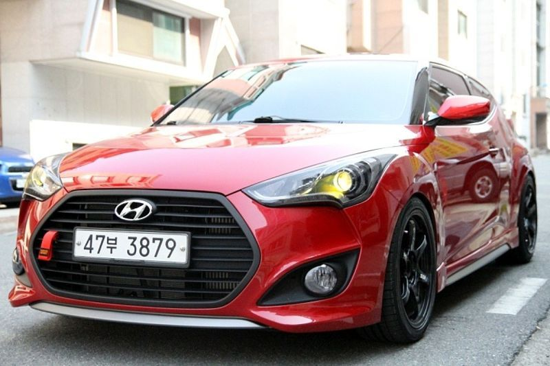2013 hyundai veloster turbo full tuned up autowini car pinterest hyundai veloster stock. Black Bedroom Furniture Sets. Home Design Ideas