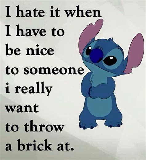 New Funny Things  oh yea funnies stitch disney quotes and oh yea funnies stitch disney quotes and jennies 3