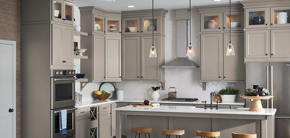 Best Lillian Laminate Kitchen Cabinets In Stone Gray 400 x 300