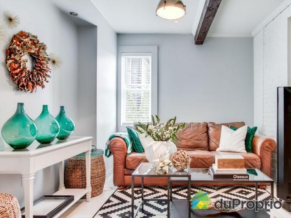 Maison A Vendre Trois Rivieres 2026 Rue Notre Dame Centre Immobilier Quebec Duproprio 611171 Living Room Color Schemes Living Room Color Room Colors