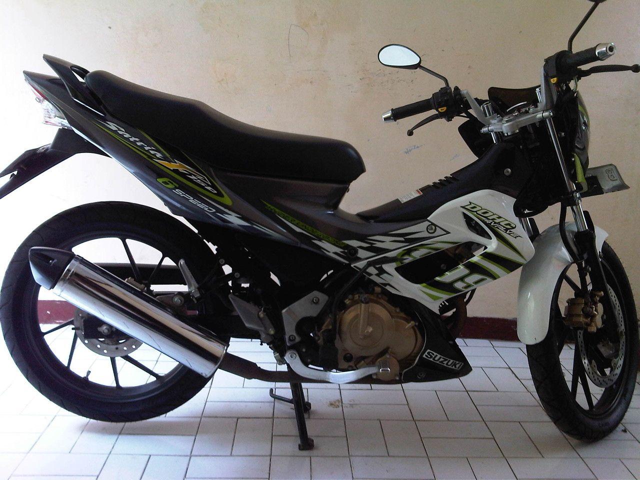 Suzuki Fu 150 Raider Satria Belang My Dream Pinterest All New Cb 150r Streetfire Stallion Black Bekasi