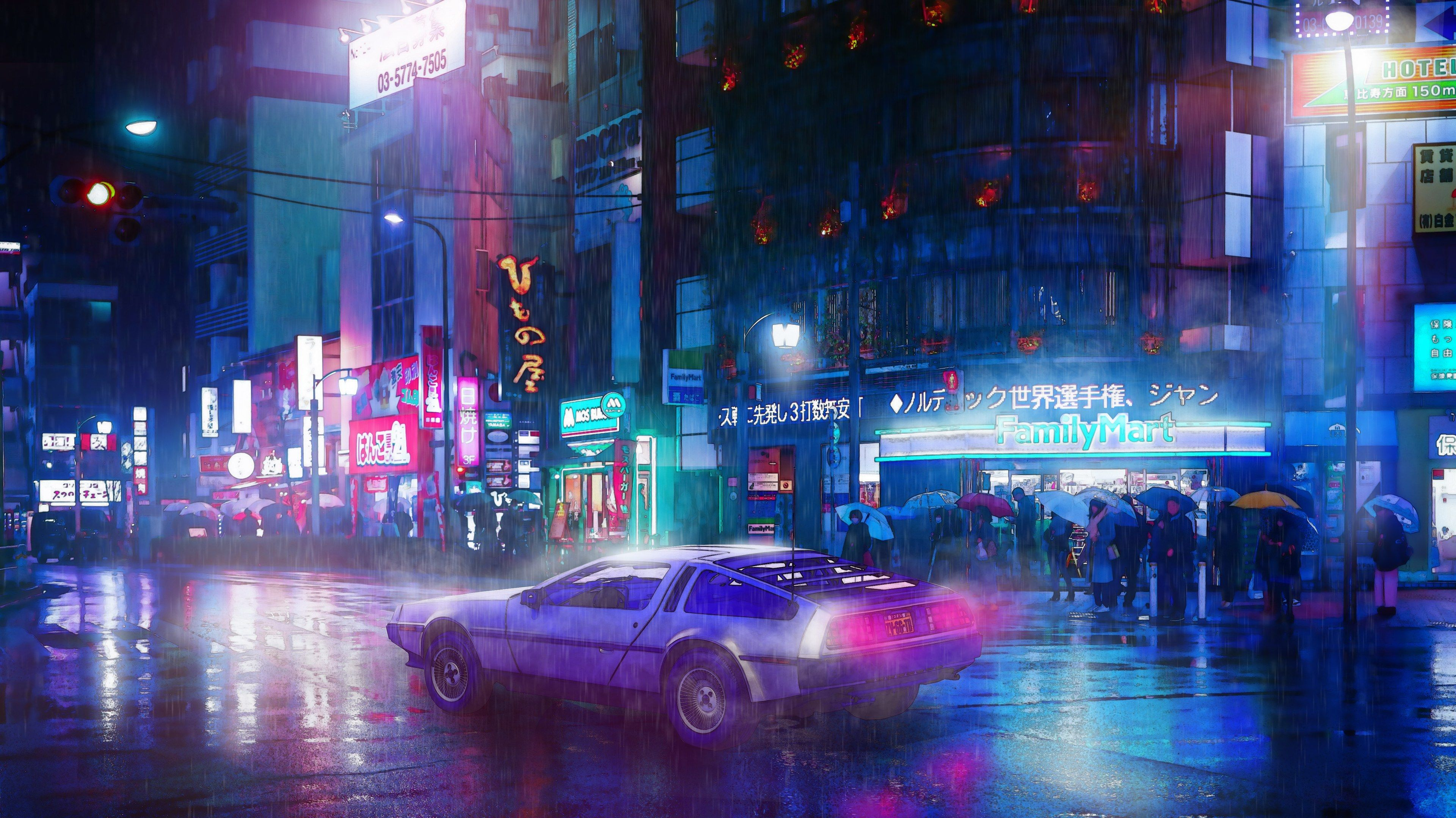 My Cyberpunk Ride Neon Wallpapers Hd Wallpapers Digital Art Wallpapers Cyberpunk Wallpapers Artwork Wallpapers Artist W Cyberpunk Neon Wallpaper Synthwave