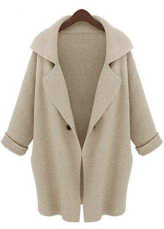 Softshell mantel lang