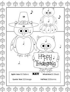 Thanksgiving Music Coloring Sheets 16 Thanksgiving Music Activities Music Coloring Thanksgiving Music Thanksgiving Music Activities