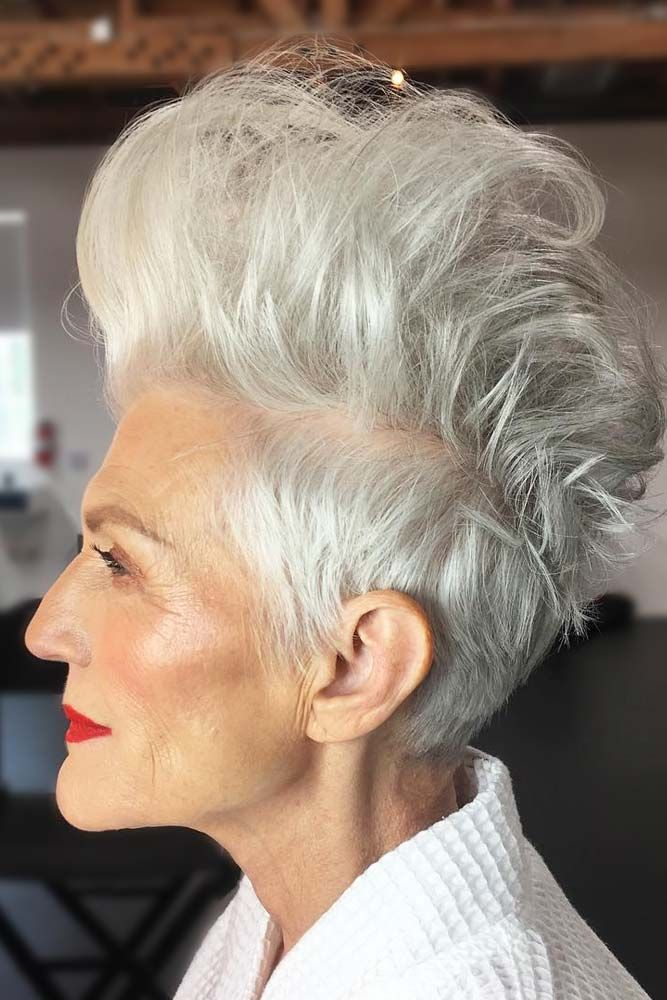 80 Stylish Short Hairstyles For Women Over 50 Older