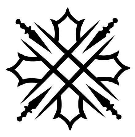 Vampire Knight Symbol Tattoo Pin Vampire Tattoo Knight Wiki On