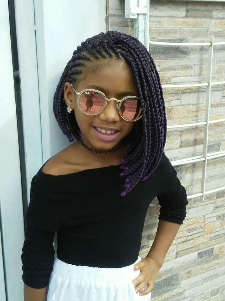Nigeria Kids Hair Style Black Girl Braid Styles Black Girl Braids Little Black Girls Braids