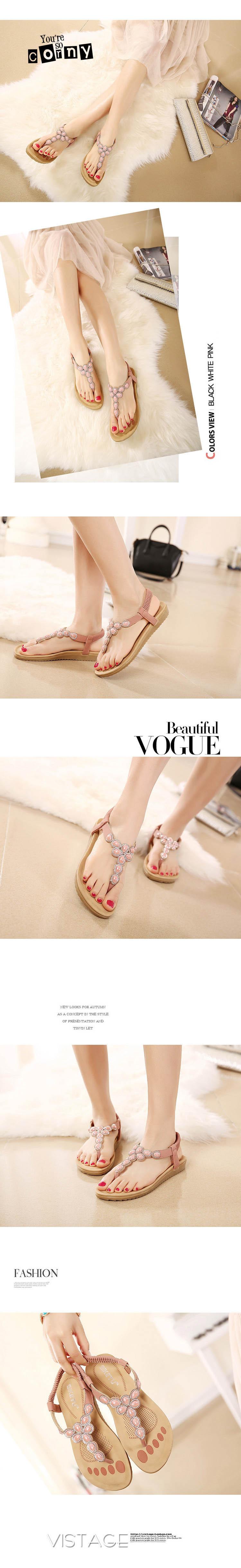 $15.50- SIKETU Charming Gladiator Sandals #omgnb #sandals #gladiator