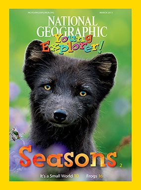 National Geographic S Listen And Read Young Explorer For
