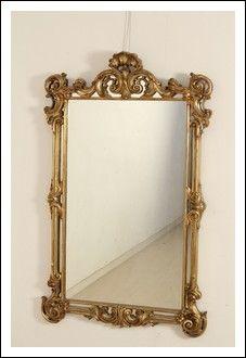 Specchiera stile Barocchetto Antiquariato su Arsantik