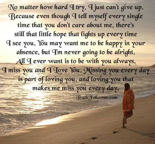 Missing+Someone+Special+Quotes.jpg (540×500) (With images