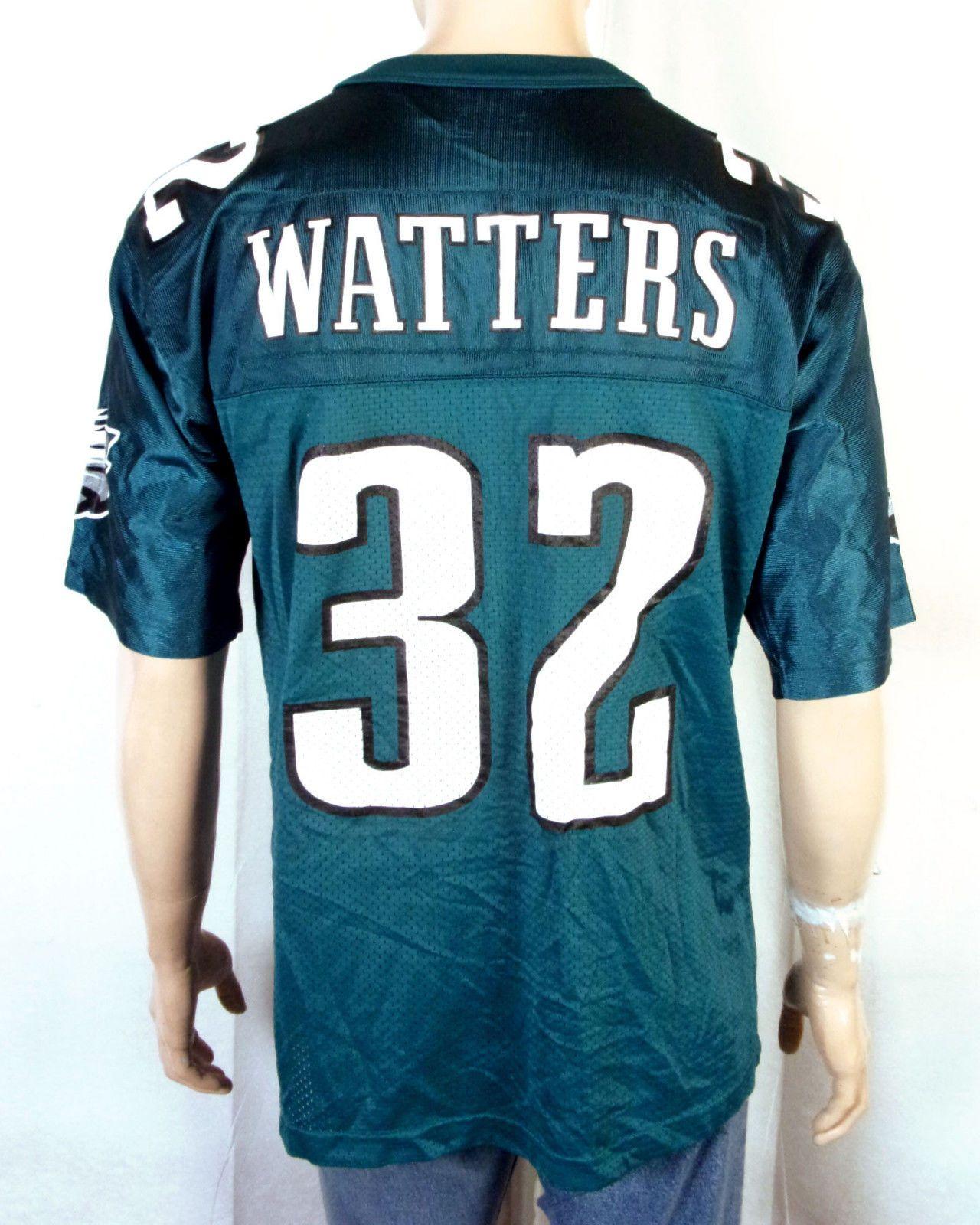 new concept b00f1 500b2 vtg 90s Starter NWOT mint Ricky Watters NFL Jersey ...