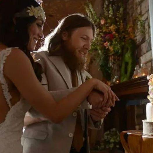 Daniel And Brie Bellas Wedding Day
