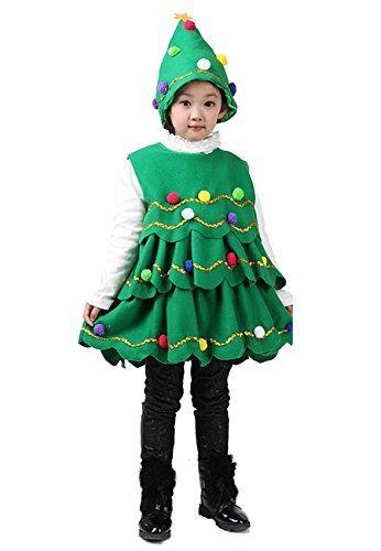Multifit Kids Cute Christmas Tree Costume Accessory Toddl Https Smile Amazon Com Dp B073cq19qs Ref C Tree Costume Christmas Tree Costume Toddler Christmas