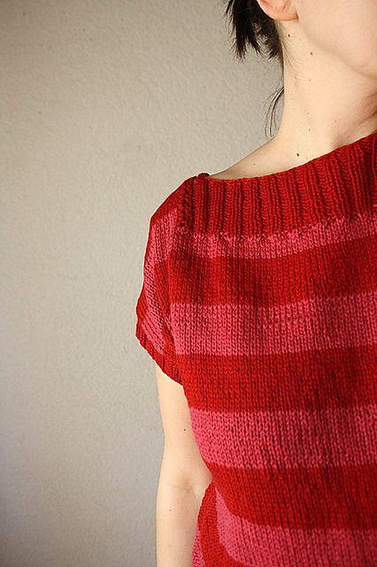 Ravelry: rose/rouge pattern by nadia crétin-léchenne  free pattern