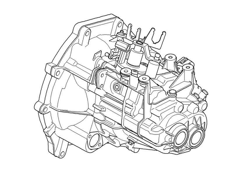 5 Speed transmission bearing kit Value Priced MINI Cooper
