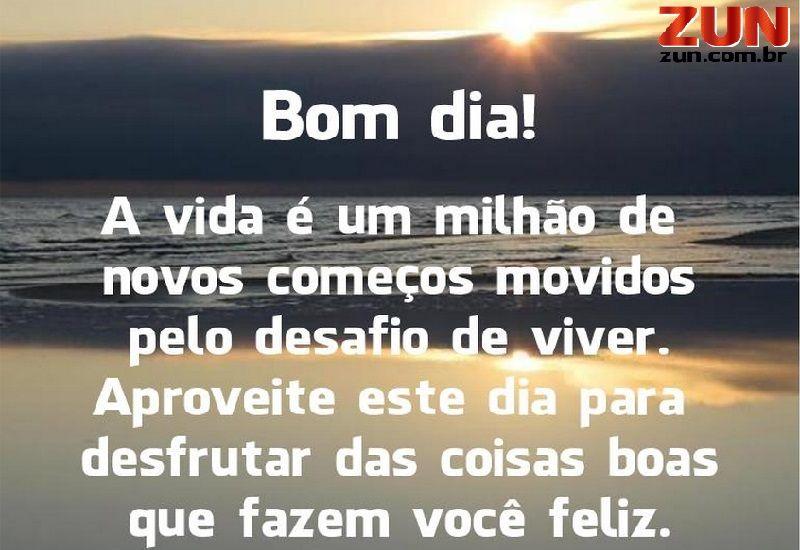 6 Frases Lindas De Bom Dia Para Você: Www.bom Dia Amigos Do Face Book.com