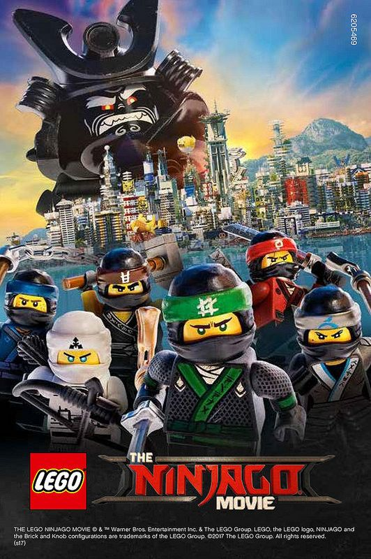 The lego ninjago movie movies i 39 ve seen in 2017 nel 2019 - Ninjago phone wallpaper ...